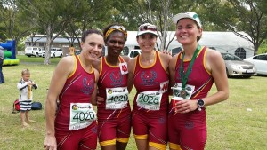 SA 42km Womens team 2015 optomised