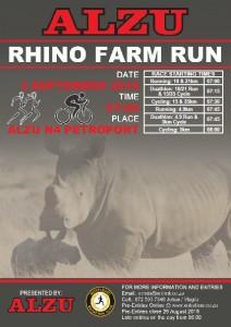 Alzu Rhino Run - page 1