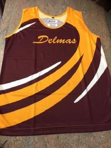 Delmas front