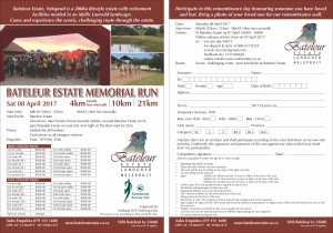 Bateleur - MEMORIAL RUN FLYER 2017 Eng